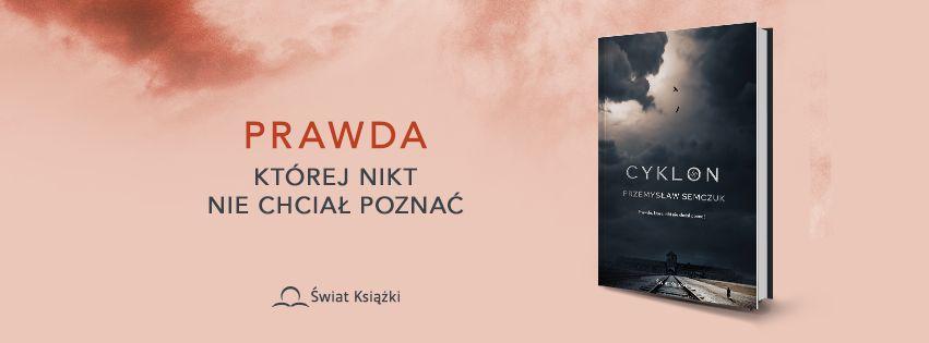 """Jelenia Góra: """"Cyklon"""" Semczuka – premiera książki 10 czerwca"""