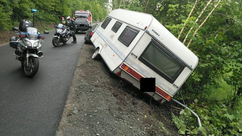 Powiat: Kierowca pijany w sztok