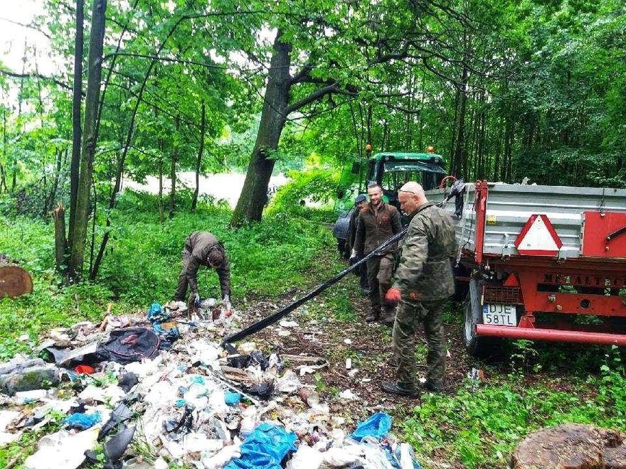 Karpacz: Leśnicy posprzątali, sprawcy zapłacą