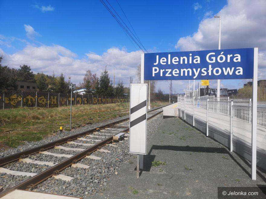 Jelenia Góra: Dojścia do przystanków kolejowych po otwarciu ofert