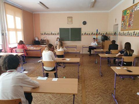 Jelenia Góra: Czas na egzamin ósmoklasisty
