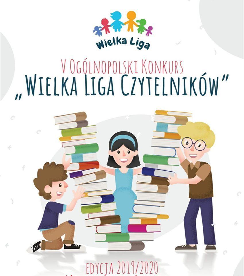 """Lwówek Śląski: Lwóweccy zwycięzcy """"Wielkiej Ligi Czytelników"""""""
