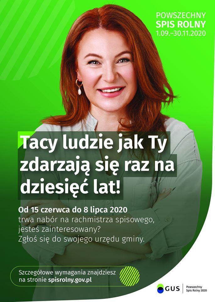 Lwówek Śląski: Nabór kandydatów na rachmistrzów terenowych
