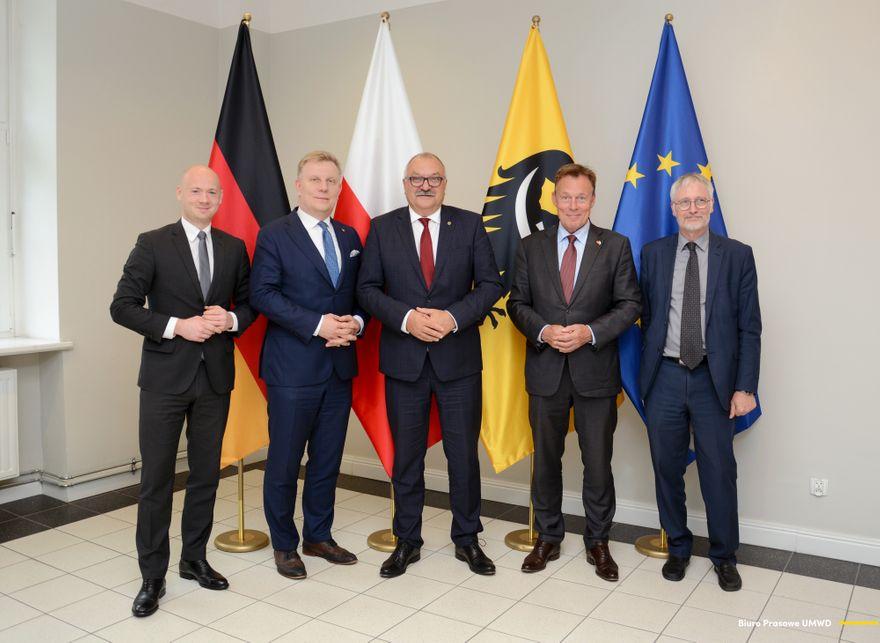 Region: O współpracy Dolnego Śląska i Saksonii