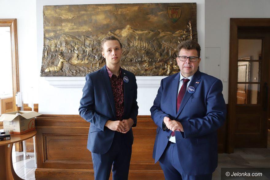 Jelenia Góra: Poseł Robert Obaz o stanie gminy