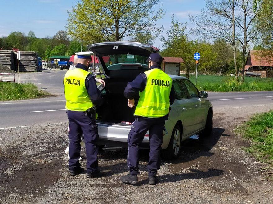 Lwówek Śląski: Akcja policji na drogach powiatu lwóweckiego