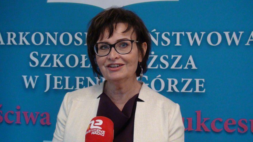 Jelenia Góra: Nowa rektor w KPSW