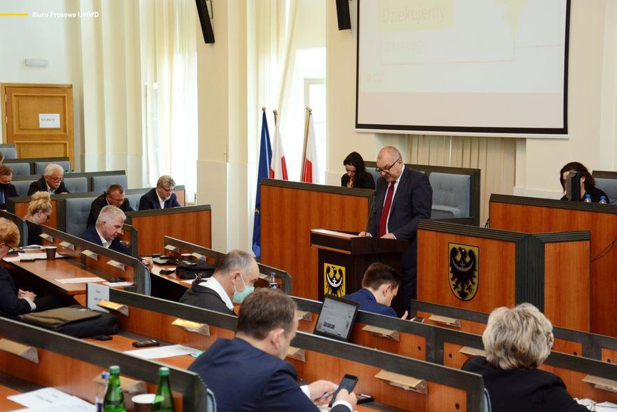 Wrocław: Zarząd województwa z absolutorium