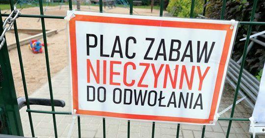Lwówek Śląski: Nieczynne place zabaw