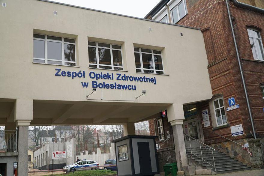 Bolesławiec: Szpital w Bolesławcu wznawia działalność