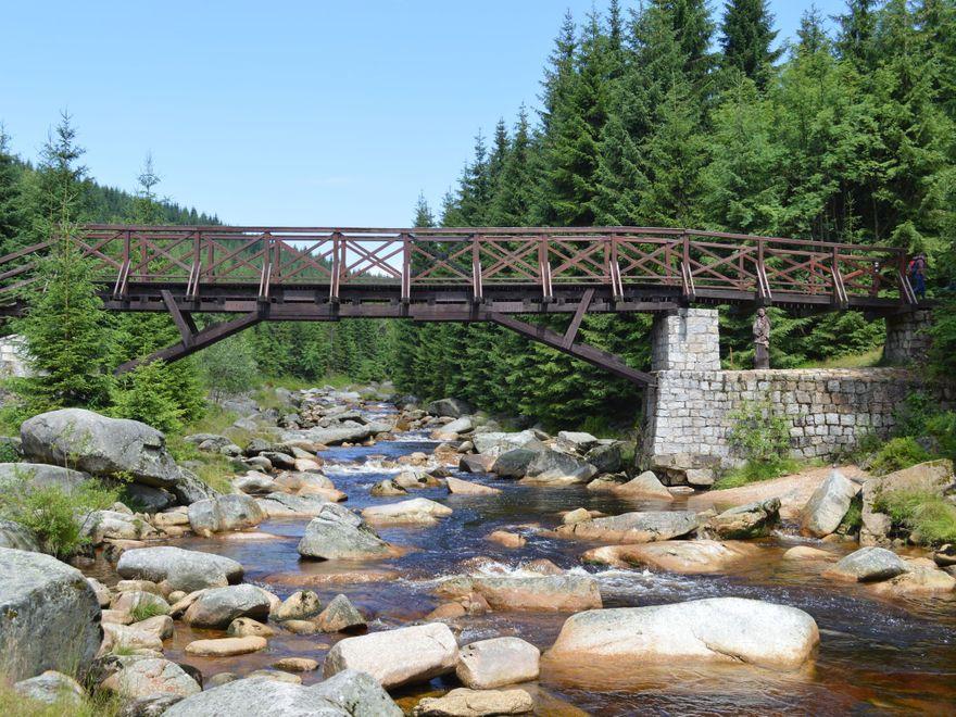 Karkonosze: Most do rozbiórki