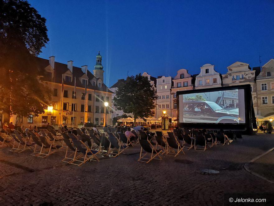 Jelenia Góra: Wczoraj kino plenerowe, a dzisiaj Jacek Ziobro