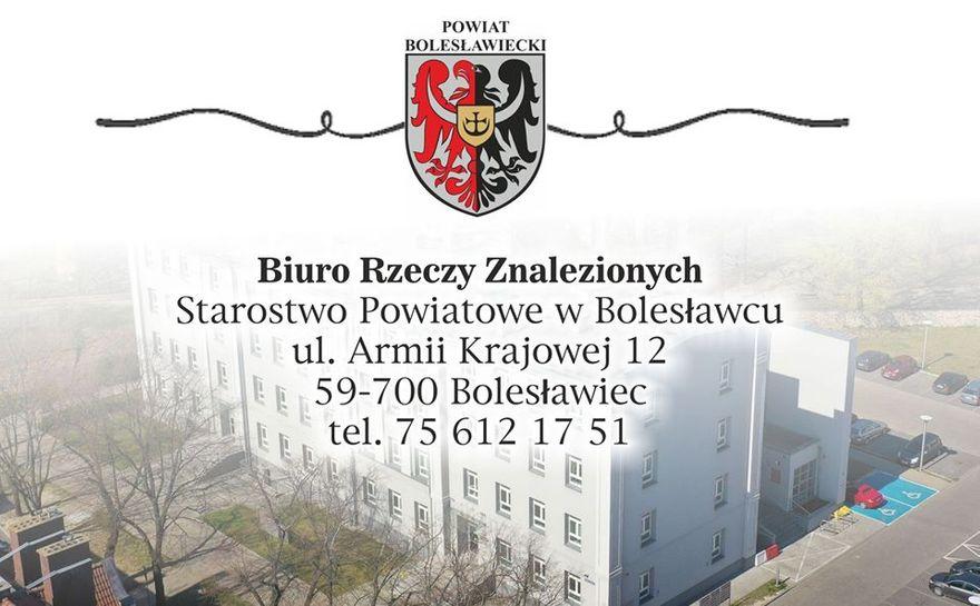 Bolesławiec: Biuro Rzeczy Znalezionych w Bolesławcu
