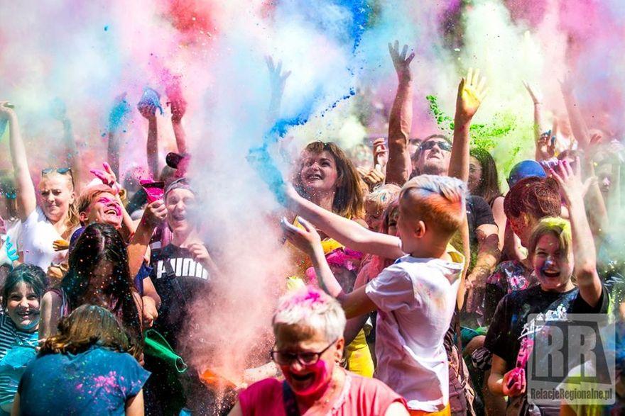 Kamienna Góra: Festiwal Kolorów w Kamiennej Górze