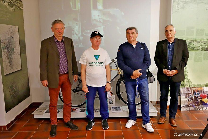 Jelenia Góra: Euroregion zabytkowym rowerem – minęło 20 lat