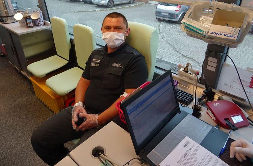 Jelenia Góra: Akcja krwiodawstawa w areszcie śledczym