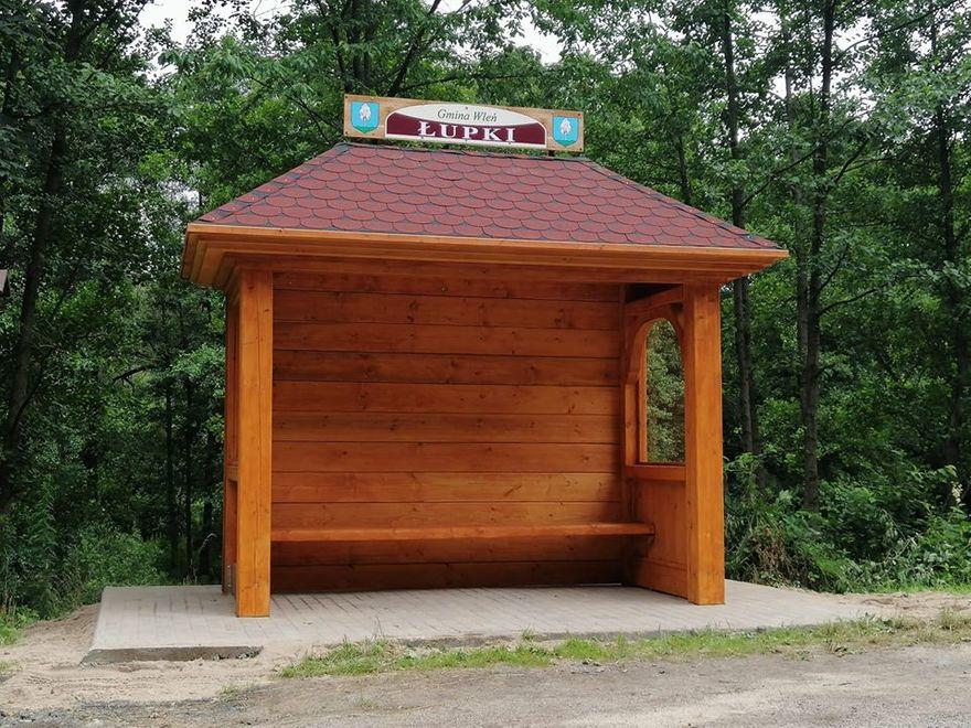 Łupki: Nowy przystanek w Łupkach