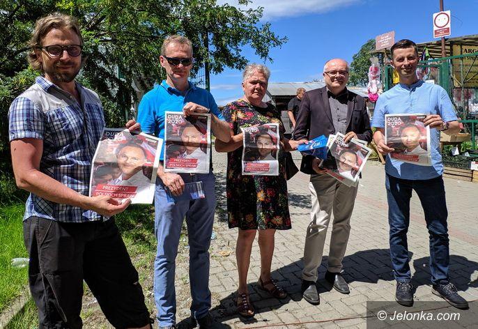 Region: Na finał kampanii wyborczej