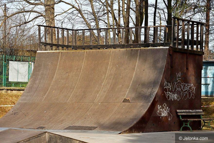 Jelenia Góra: Skatepark za frekwencję?