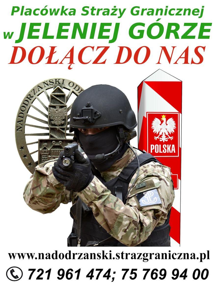 Jelenia Góra: Trwa nabór do Straży Granicznej
