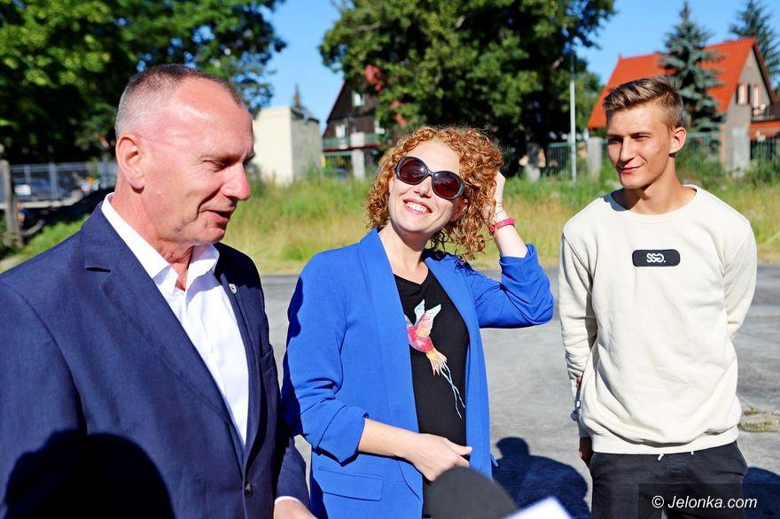 Jelenia Góra: Guwer: To będzie profesjonalny skatepark treningowy