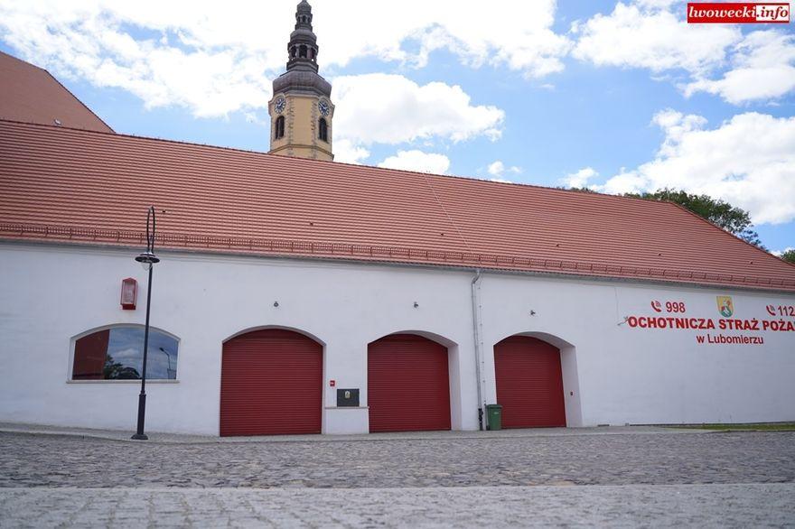 Lubomierz: Izba Tradycji Pożarniczych w Lubomierzu