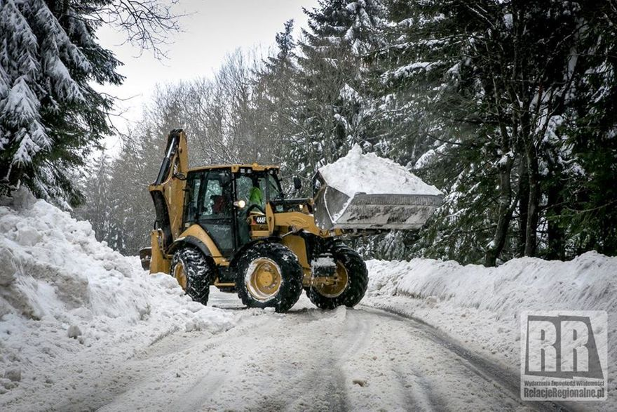 Kamienna Góra: Przetarg na zimowe utrzymanie dróg rozstrzygnięty