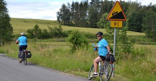 Złotoryja: Projekt pętli rowerowej