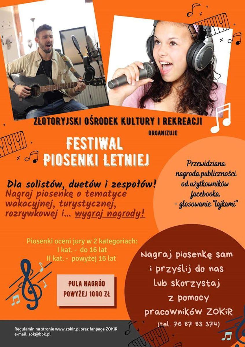 Złotoryja: Festiwal Piosenki Letniej