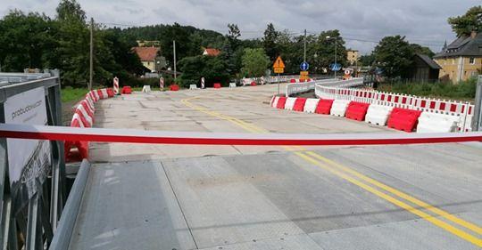 Lwówek Śląski: Most w Lwówku zamknięty na czas remontu