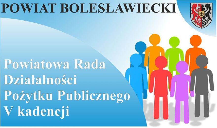 Bolesławiec: Rada Działalności Pożytku Publicznego w Bolesławcu