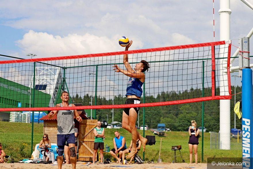 Jelenia Góra: Cykl turniejów siatkówki plażowej rozpoczęty