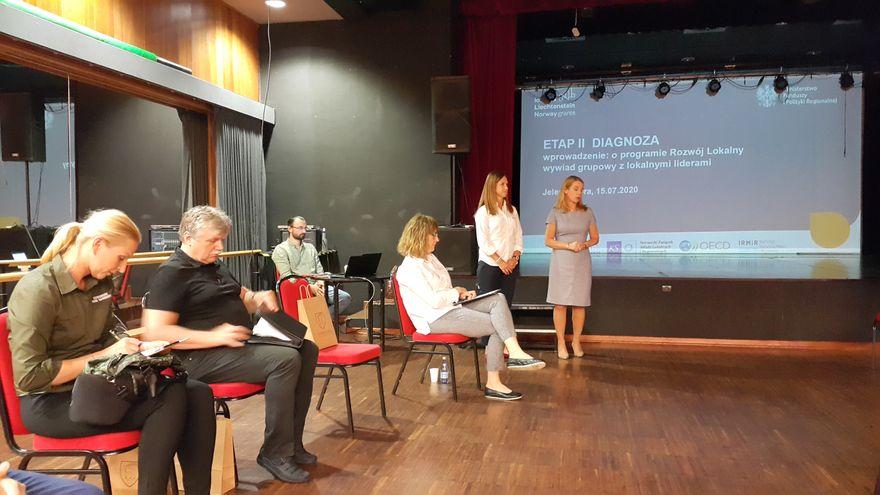 Jelenia Góra: Konsultacje w sprawie przyszłości Jeleniej Góry
