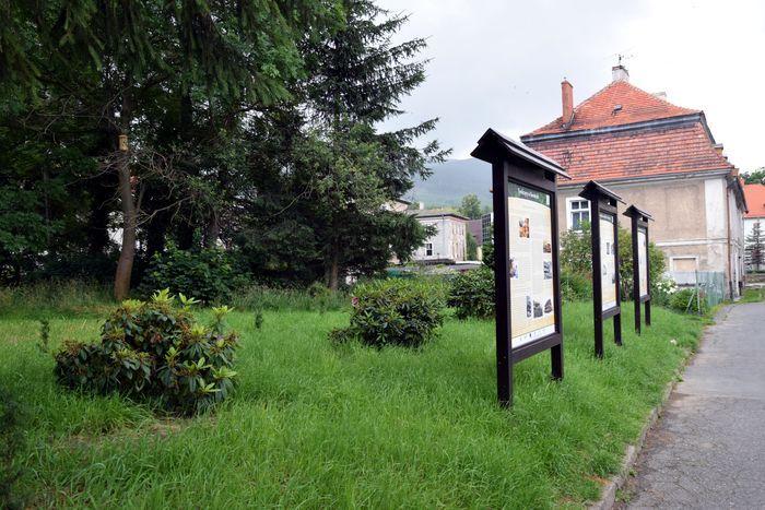 Kowary: Miejsce pamięci dawnego kompleksu ewangelickiego