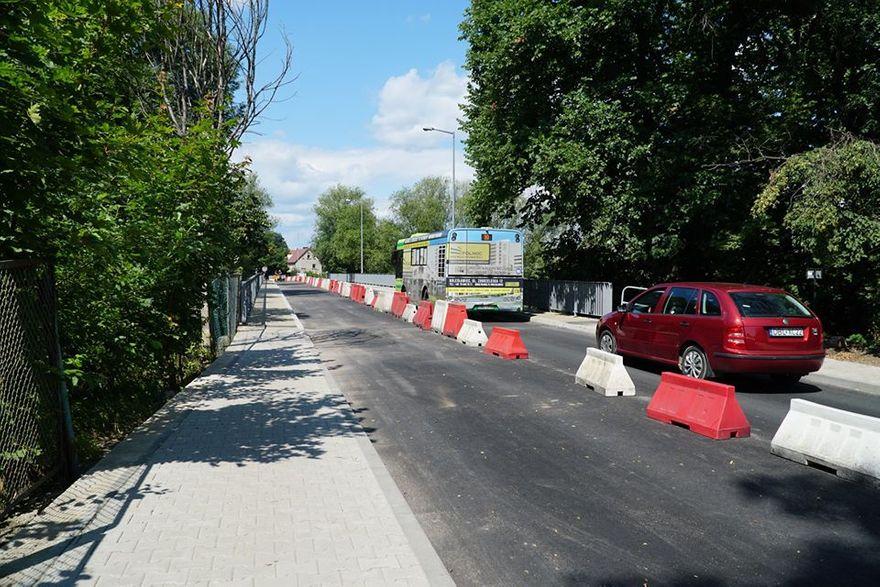 Bolesławiec: Niebawem koniec remontu Mostowej w Bolesławcu