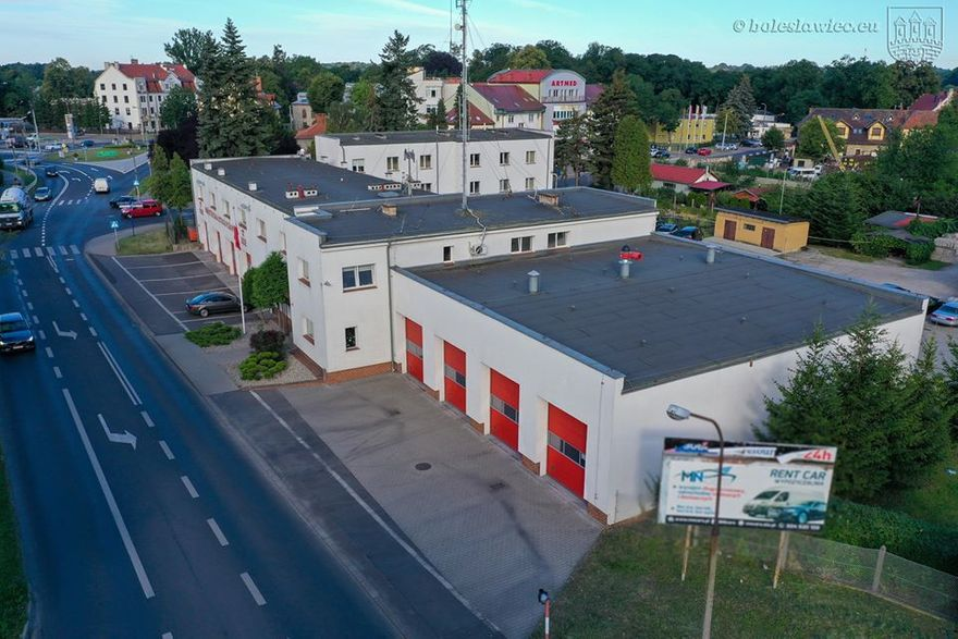 Bolesławiec: Będzie nowa siedziba