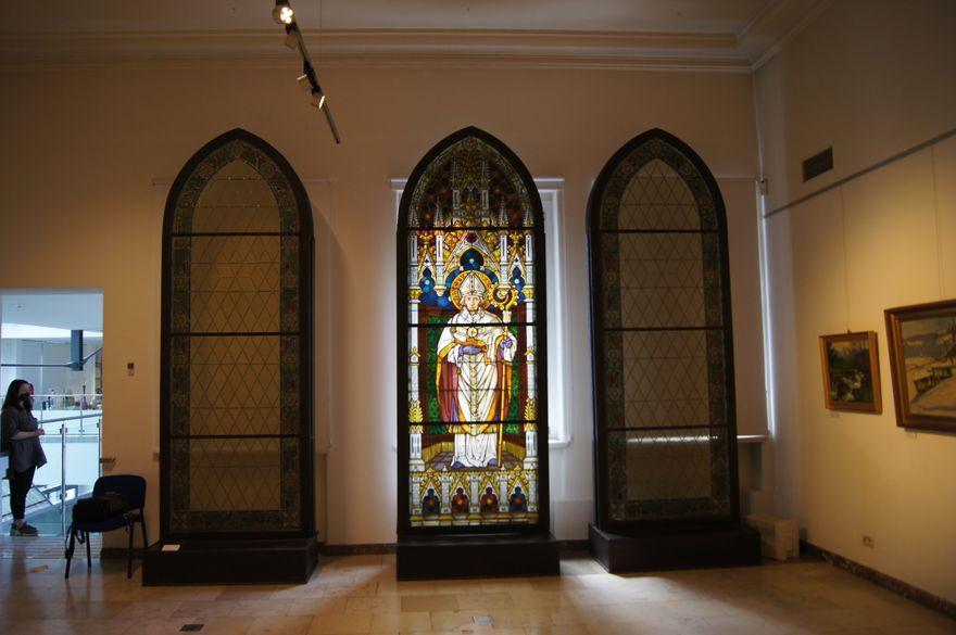 Jelenia Góra: Święty Benon w Muzeum Karkonoskim