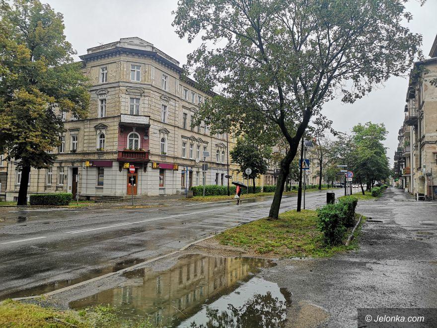 Jelenia Góra: Remont Wojska Polskiego – jaka organizacja ruchu?