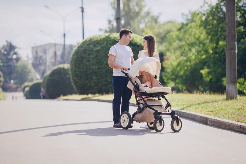 Polska: Wybieramy wózek spacerowy w 4 krokach