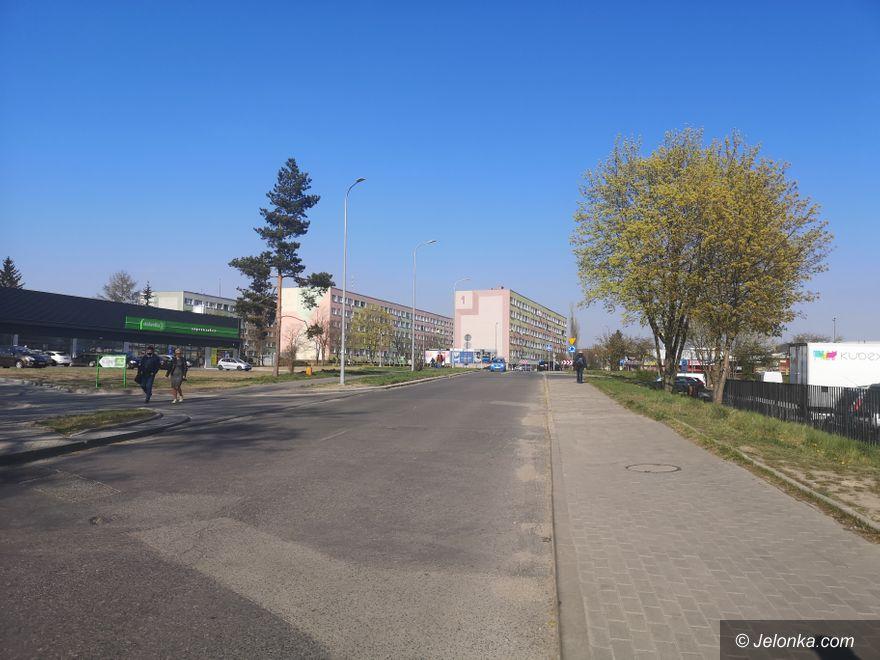 Jelenia Góra: Czas na remont ulicy Ogińskiego!