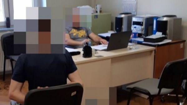 Lubań, Olszyna: Złodziej zatrzymany