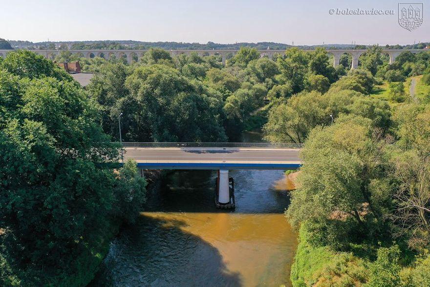 Bolesławiec: Most już po remoncie