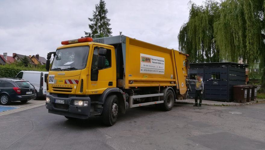 Złotoryja: Zmiana harmonogramu wywozu odpadów