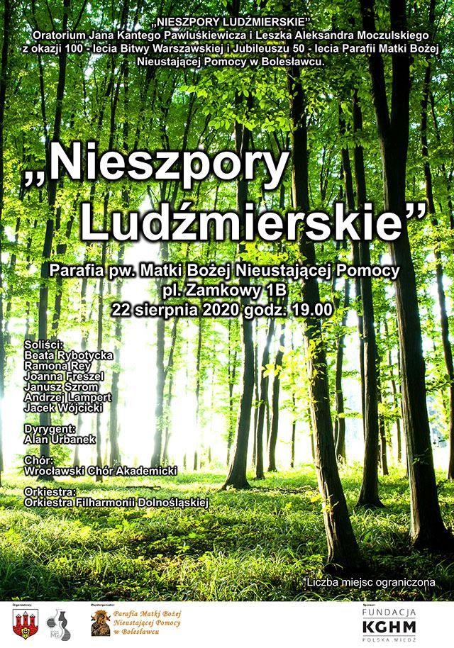 Bolesławiec: Nieszpory Ludźmierskie