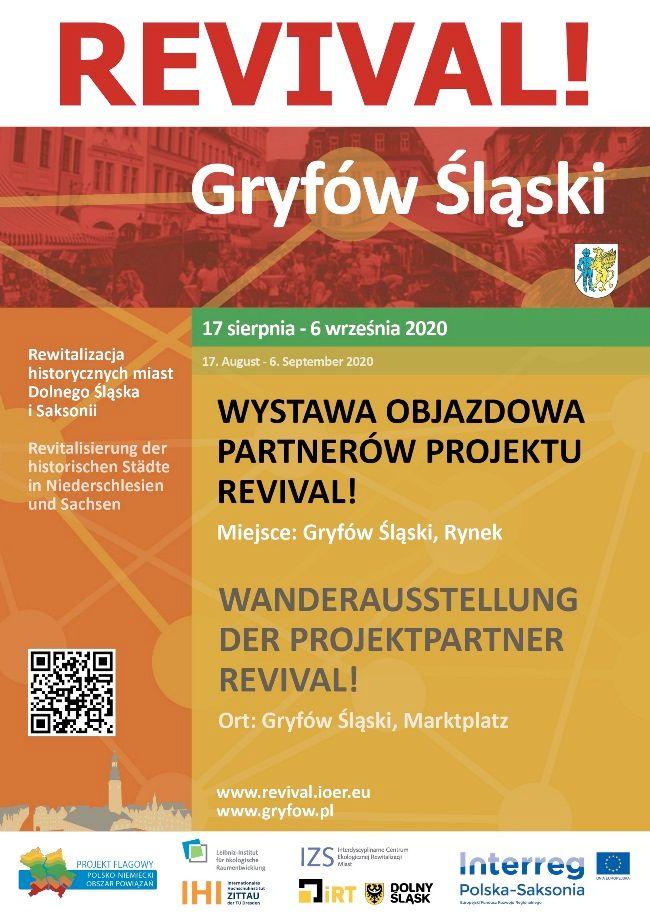 Gryfów Śląski: Promocja Gryfowa w ramach projektu Revival