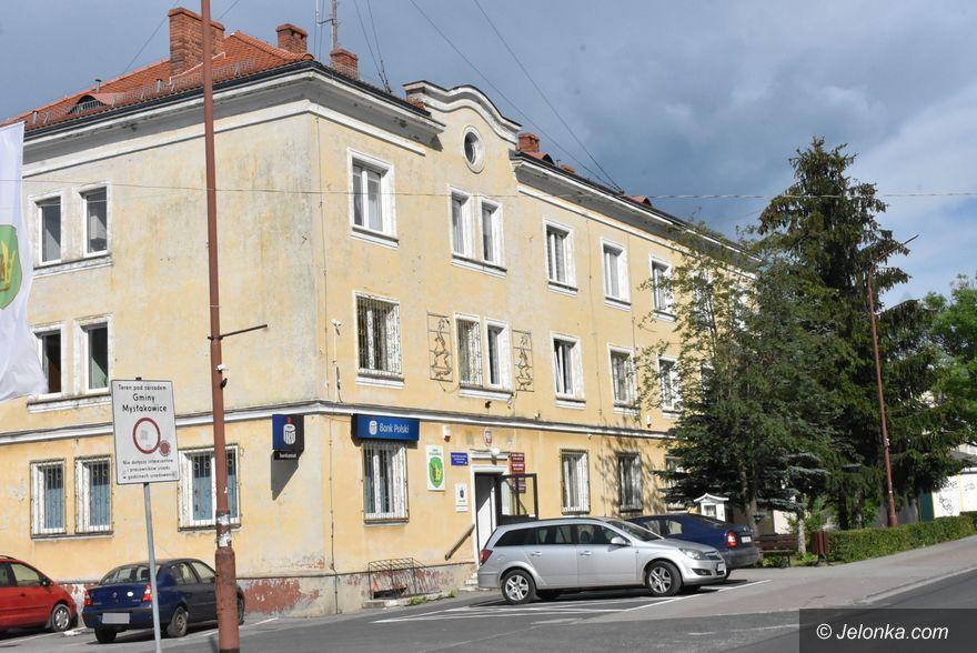 Mysłakowice: Budynek magistratu do remontu