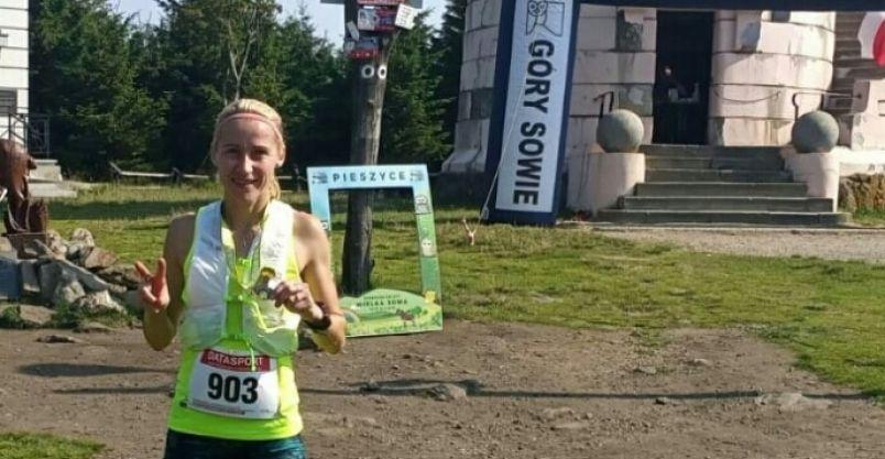 Złotoryja: Najszybsza w biegu na Wielką Krokiew