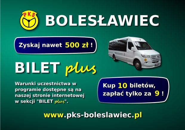 Bolesławiec: Taniej z PKS Bolesławiec