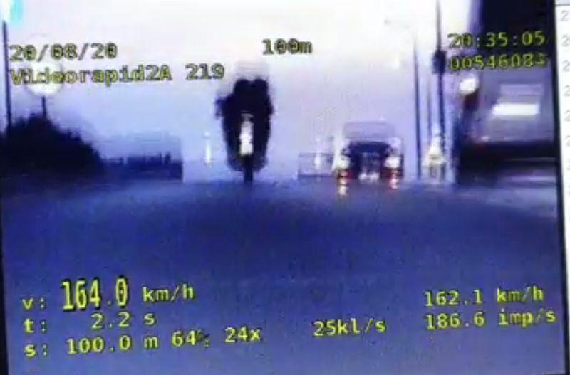Jelenia Góra: Uciekał przed kontrolą drogową