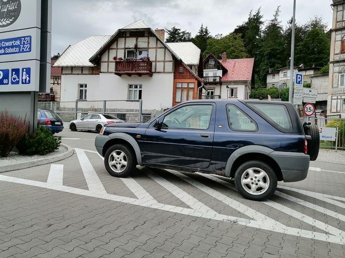 Szklarska Poręba: Tak parkować nie wolno!